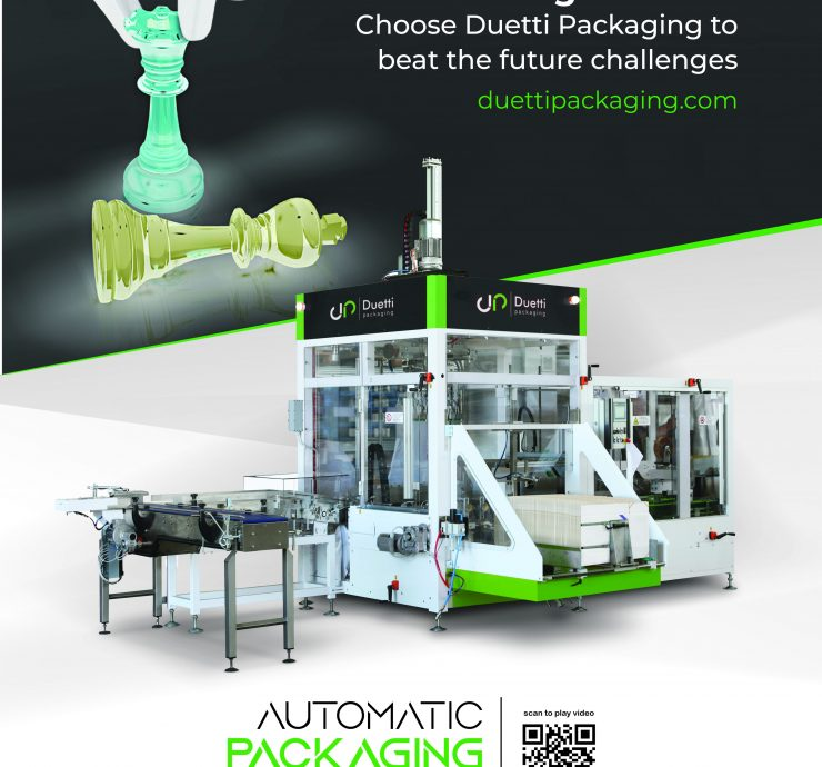 Duetti Packaging - Automatic Packaging Solutions