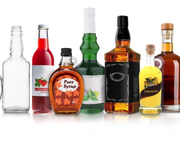 packaging solutions for liquor & syrup industry