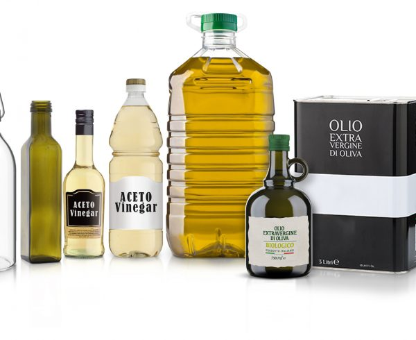 packaging solutions for Oil & Vinegar Industry